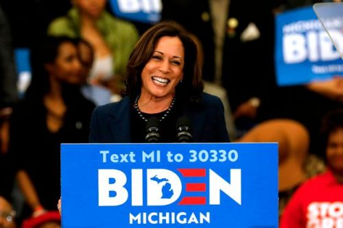 Kamala Harris Chosen As Joe Biden's Vice President In 2020 Election
