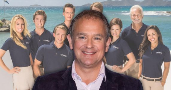 Downton Abbey's Hugh Bonneville officially addicted to Below Deck like the rest of us