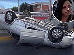 Man learns wife was cheating on him after she tried to protect her lover after a car crash in Mexico