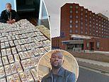 Floyd 'Money' Mayweather to 'hold meet-and-greet at a budget £38-a-night hotel in Blackpool'