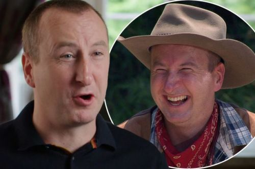 I'm a Celeb's Andy Whyment 'eyes up lucrative record deal' for next career move