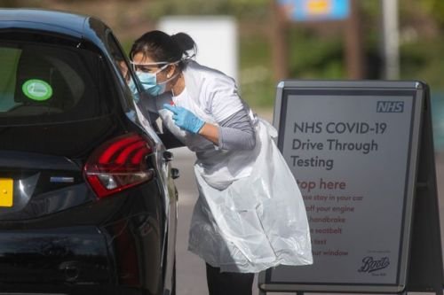 Coronavirus UK Death Toll Rises By 708 To 4,313