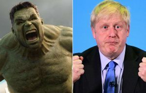 Mark Ruffalo hits back at Boris Johnson after comparing Brexit negotiations to the Hulk