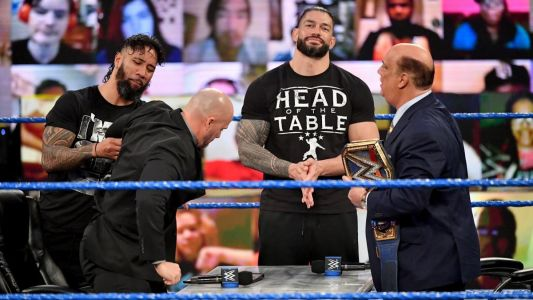 WWE SmackDown results and grades: Adam Pearce injured and replaced at Royal Rumble