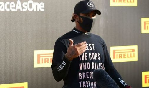 Lewis Hamilton expects FIA reaction over anti-racism messages after Breonna Taylor t-shirt