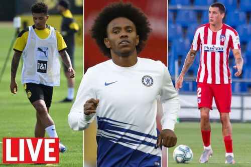 Transfer news Live: Man Utd, Arsenal, Liverpool and Chelsea plus latest deals