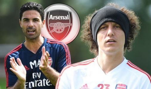 Mikel Arteta's transfer stance on David Luiz as Arsenal caught in contract dilemma