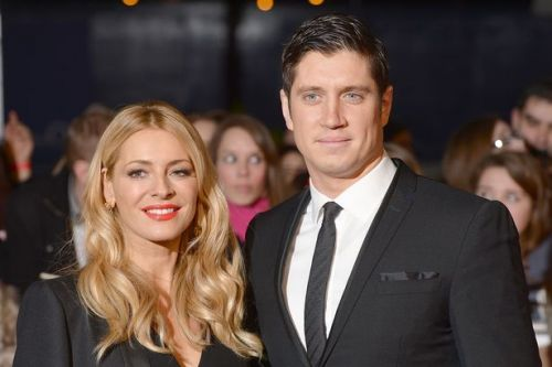 Vernon Kay says he and wife Tess Daly have 'reconnected' in lockdown