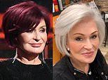 Sharon Osbourne trades in iconic red hair for WHITE tresses after 18 years