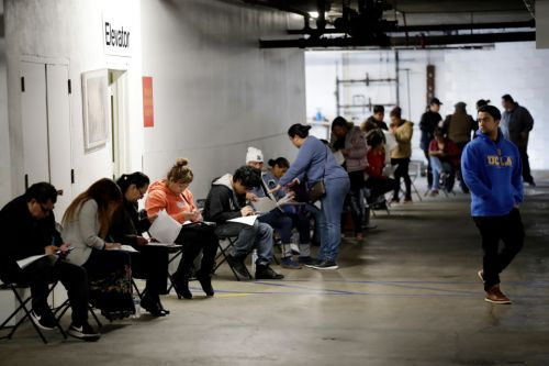 US jobless claims DOUBLE to 6.6 million in record high as coronavirus pandemic deepens