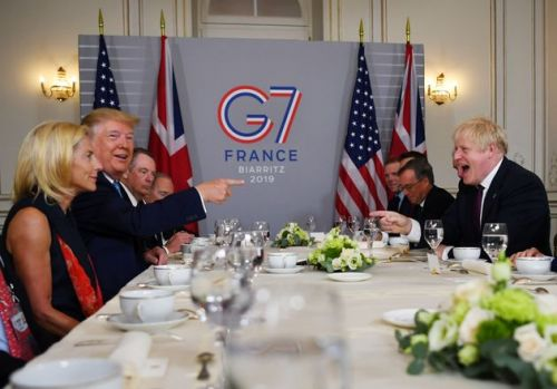Trump Tells Johnson He Wants Post-Brexit UK-US Trade Deal 'Within A Year'