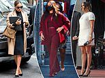 Meghan Markle wore an eye-watering £66,879 worth of clothes and jewellery in New York