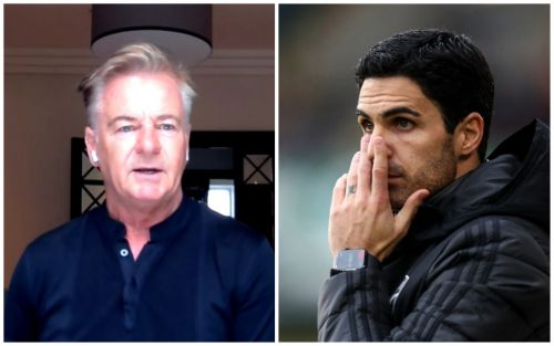 'Not cut out for Arsenal' - Charlie Nicholas tells Mikel Arteta to sell two players