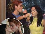 KJ Apa reveals that Riverdale stars are washing their mouths out before every kissing scene