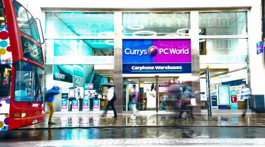 Dixons Carphone set to cut 800 roles in store management restructure