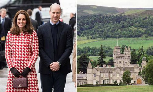 Prince William and Kate Middleton have a secret third home on the Queen's estate