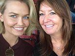 Lara Bingle faces backlash for complaining about her 63-year-old mother's 'unacceptable' hotel