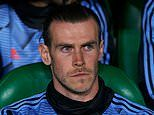 Gareth Bale AXED from Real Madrid squad for Champions League clash with Man City