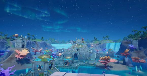 Fortnite's new Atlantis area creates major motorboat glitch