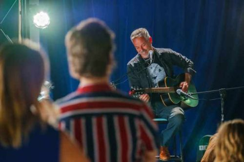 Home and Away release music video for Evan's song - Cameron Daddo on the story of 'Son and Moon'