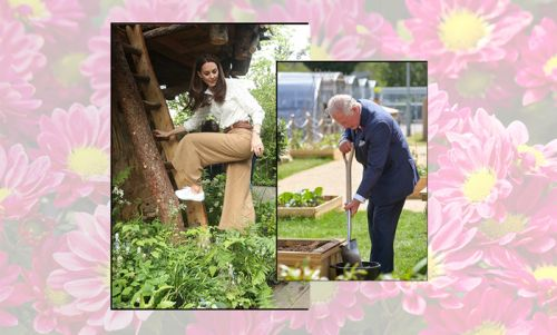 7 royal garden tips from Kate Middleton, Prince Charles & more