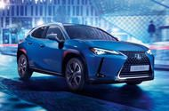 Lexus UX 300e revealed as firm's first production EV