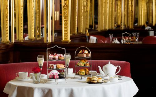 London's best luxury afternoon teas, from the Shard to the Ritz