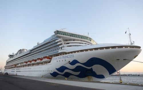 3,700 trapped aboard cruise ship after coronavirus embarks