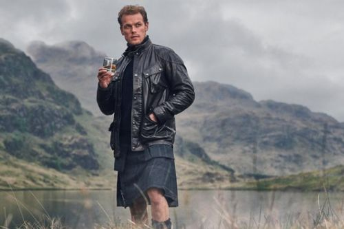 Sam Heughan hints other drink releases under Sassenach label could be on way