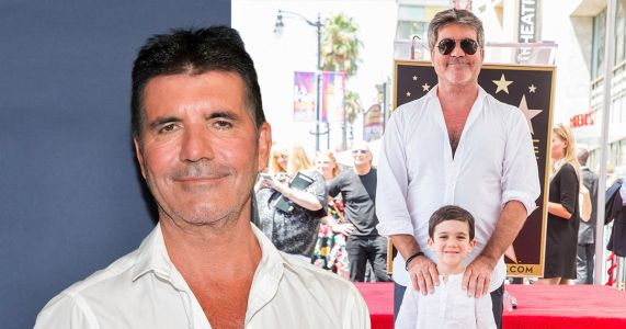 Simon Cowell credits vegan diet with making him a better father to son Eric as he can 'keep up with him'
