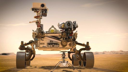 NASA's Mars rover is carrying a device that turns CO2 into oxygen, like a tree. It's a crucial step toward future human missions