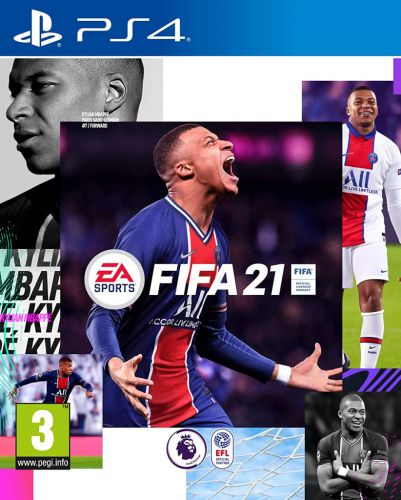 FIFA 21 still UK number one in wake of Amazon Prime Day - Games charts 17 October