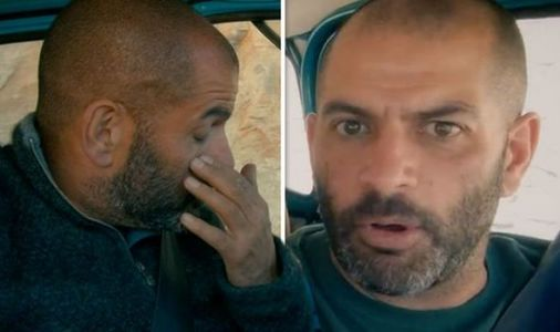Top Gear: 'I want this to end now' Chris Harris scared for his life filming BBC show