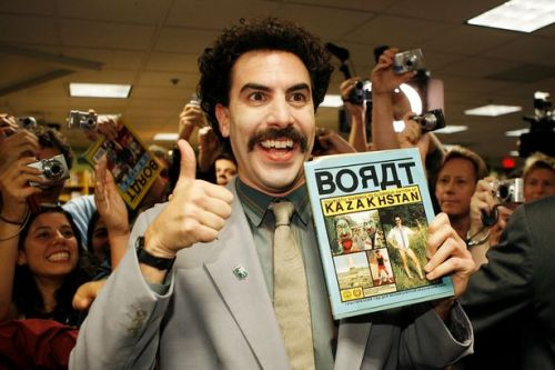 Borat sequel is heading to Amazon Prime just before the US presidential election