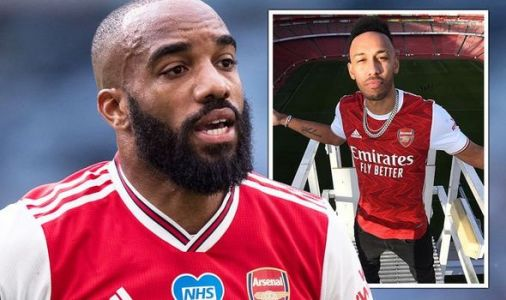 Arsenal to agree £30m Alexandre Lacazette exit after new Pierre-Emerick Aubameyang deal