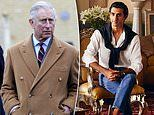 Maharajah of Jaipur praises godfather Prince Charles as down-to-earth royal