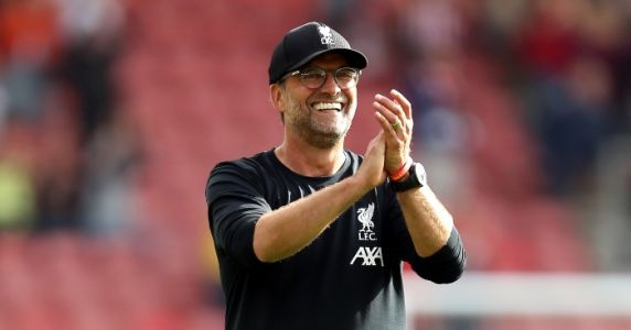 Jurgen Klopp reveals why half-time chat finally broke Arsenal
