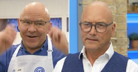 Celebrity MasterChef fans freak out over how alike Gregg Wallace and Dom Littlewood look: 'They're the same person!'