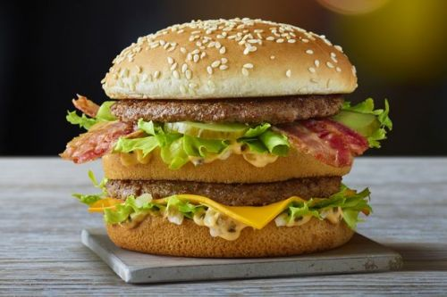 You can get 30% off all menu items from McDonald's today