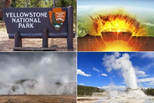Yellowstone volcano could erupt at any time with 'catastrophic' consequences, expert warns