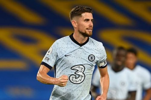 Arsenal 'eyeing surprise swoop' for Chelsea star Jorginho as Partey alternative