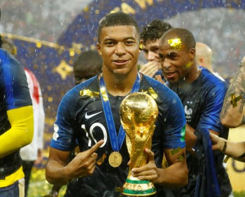 World Cup 2018: France hero Kylian Mbappe urged to join Manchester United by Rio Ferdinand