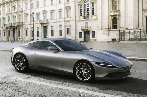 New 2020 Ferrari Roma blasts in as new 612bhp two-seat GT