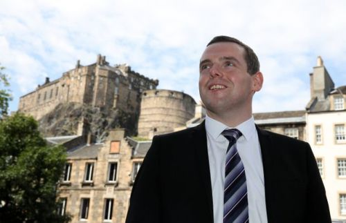 Douglas Ross Named New Scottish Conservative Party Leader