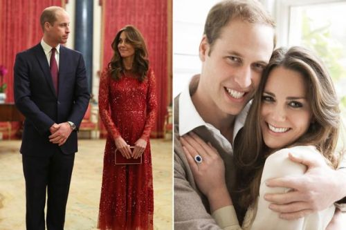 Prince William talks about planning his romantic proposal to Kate Middleton