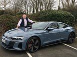 Driving Iron Man's electric supercar: We test the Audi e-Tron GT