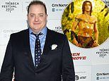 Brendan Fraser looks dramatically different as he attends No Sudden Move premiere in NYC