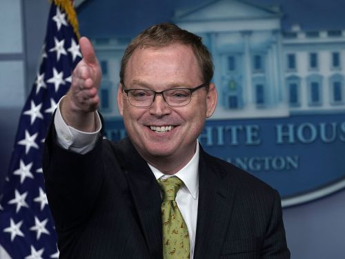 Trump's senior economic adviser referred to Americans returning to work as 'human capital stock'