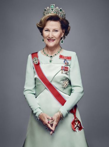 May Jewels: Norway's famous emeralds