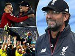 Jurgen Klopp shrugs off fears sparked by Liverpool's 4-0 loss to Manchester City